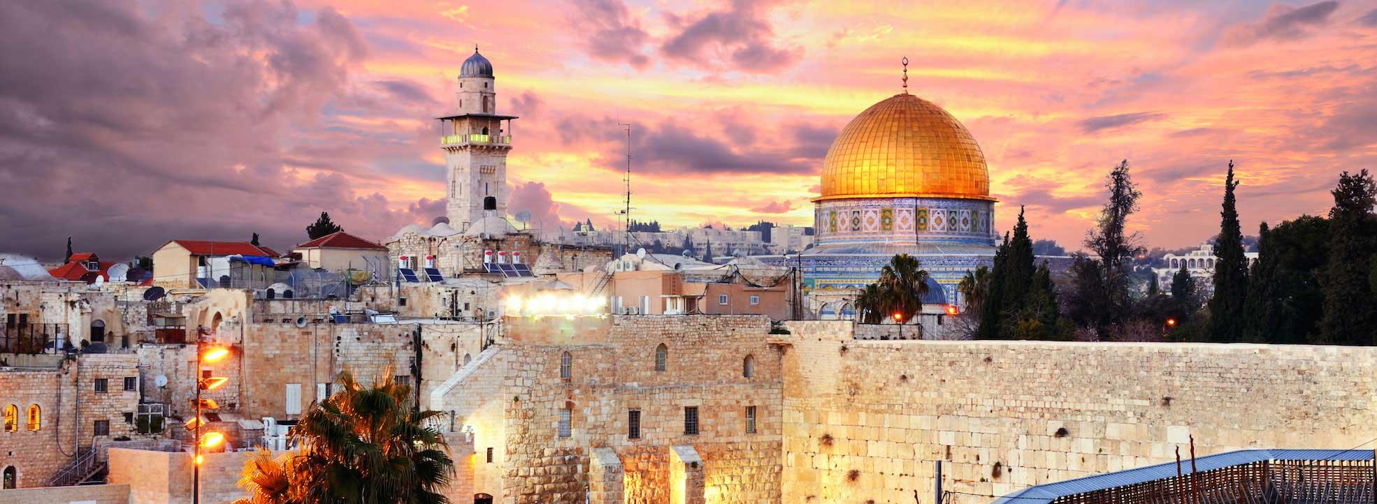 Jerusalem-Slider